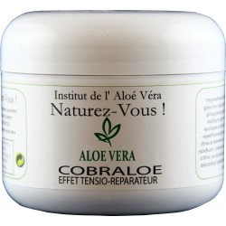 CREME ALOE VERA OLIGO ELEMENTS ET OLIGO PEPTIDES SEMBLABLES  AU VENIN DE COBRA ROYAL             VENIN DE COBRA ROYAL