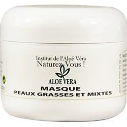 MASQUE PEAUX GRASSES ET MIXTES 100ML.